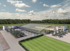 Rapid supplied Tottenham FC Training Centre