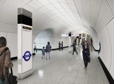 Crossrail Farringdon